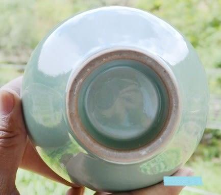 [協貿國際]  青瓷龍虎瓶  (1對入)