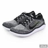 NIKE 女 WMNS NIKE FREE RN FLYKNIT 2018  慢跑鞋- 942839101