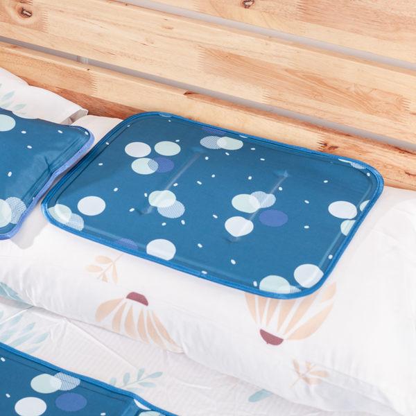 冰雪星球固態冷凝枕墊30x40-生活工場