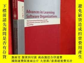 二手書博民逛書店Advances罕見in Learning Software O