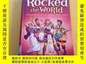 二手書博民逛書店GiRls罕見Who Rocked the WORIDY5834