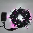 LED 100燈樹燈/串燈(粉白光)附控...