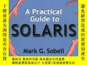 二手書博民逛書店A罕見Practical Guide to Solaris 1s