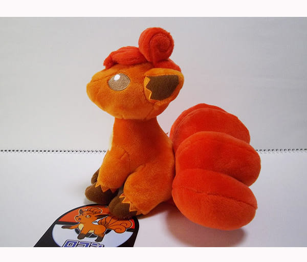 六尾 絨毛玩偶 Pokemon 寶可夢 神奇寶貝 S號娃娃 日本正品 該該貝比日本精品 ☆
