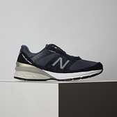 New Balance 女鞋 藍 休閒 麂皮 緩震 復古鞋 W990NV5
