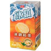泰山 冰鎮紅茶 300ml (24入)x3箱