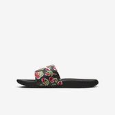 Nike Kawa Slide Se Picnic [CJ4123-001] 中大童 女鞋 拖鞋 涼鞋 雨天 海邊 黑白