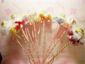 娃娃屋樂園~羽毛金莎巧克力棒 每支35元/婚禮小物/送客禮/情人節禮物/公司商務禮品