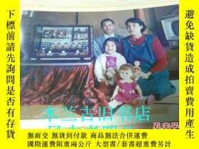 二手書博民逛書店日本原版老照片罕見道具 六七八十 老黑白相片 可愛的小孩等11張
