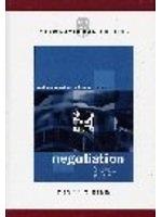二手書博民逛書店《Negotiation: Readings, Exercises, and Cases / Roy J. Lewicki ... Et Al》 R2Y ISBN:0071123164