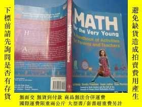 二手書博民逛書店Math罕見for the very youngY26321 p