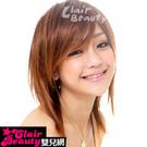 整頂式-高層次斜瀏海日系直髮【MC324】與日本同步流行擬真係假髮☆雙兒網☆