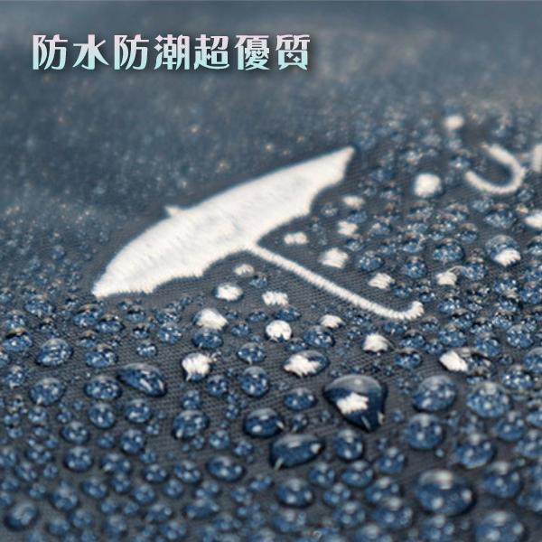 傘套 吸水傘套 雨傘袋 折疊傘 摺疊傘 防水收納袋 收納包 外部防水/內裡吸水 2色