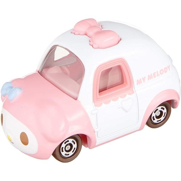 小禮堂 Tomica多美小汽車 美樂蒂 造型車 166 4904810-49912