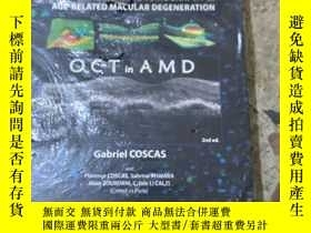 二手書博民逛書店optical罕見coherence tomography in age-related macular dege