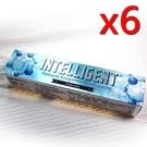 《特惠組》因特力淨酵素牙膏(每條125公克) 清新薄荷 6支特惠組 「自在生技」