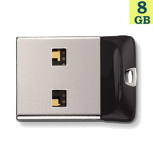 SanDisk 8GB 8G CZ33 Cruzer Fit【CZ33】SD CZ33 SDCZ33-008G USB 2.0 原廠包裝 隨身碟