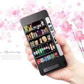 [U12+ 軟殼] HTC U12 plus 手機殼 保護套 浮雕外殼 自動販賣機