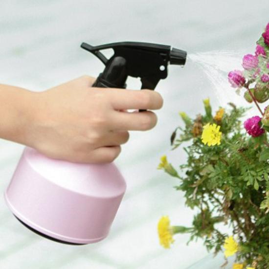園藝手壓式噴霧器 噴水壺 家用 園藝 小噴壺 按壓 噴水壺 澆花器 農夫【P487】MY COLOR
