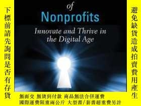 二手書博民逛書店The罕見Future of Nonprofits: Innovate and Thrive in the Dig