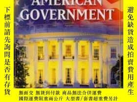 二手書博民逛書店Magruder s罕見American Government Student Edition-馬格魯德的美國政府