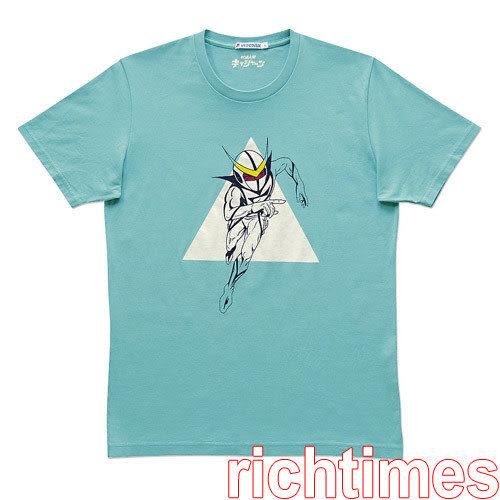 小飛俠藍色圓領T恤~M,L   UQ3A2116