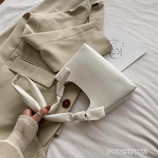 【快出】單肩包夏天高級感腋下包小眾法棍包包女新款潮法式質感流行單肩小包