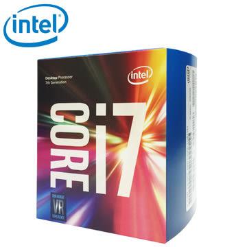 Intel Core i7 7700 中央處理器(盒裝)