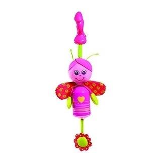 美國Tiny Love成長玩具夾偶-蝴蝶風鈴