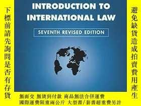 二手書博民逛書店Akehurst s罕見Modern Introduction To International LawY25