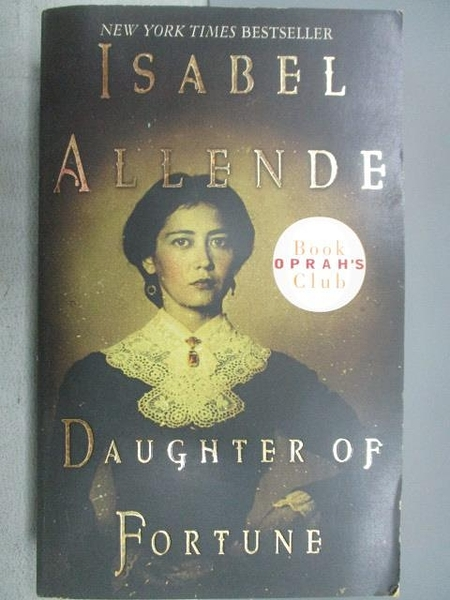 【書寶二手書T6/原文小說_FP1】Daughter of Fortune_Isabel Allende