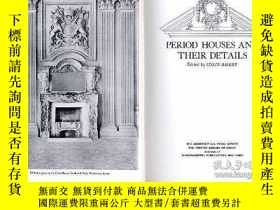 二手書博民逛書店Period罕見Houses and Their Details