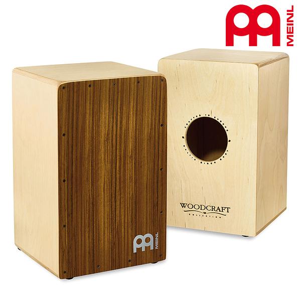 【小叮噹的店】全新 德國 MEINL WCAJ300NT-OV  Woodcraft Snare 木箱鼓