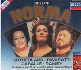 【正版全新CD清倉 4.5折】貝里尼 : 歌劇「諾瑪」( 帕華洛帝、蘇莎蘭 / 波寧吉)(3CDS)