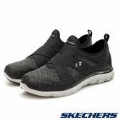 SKECHERS (女) 運動系列 Flex Appeal 2.0 - 12752WBKGY