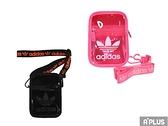 ADIDAS 斜背包 FESTIVAL BAG 透明- H50997/H50998