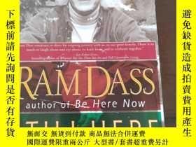 二手書博民逛書店RAM罕見DASS author of be here now