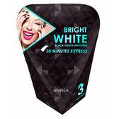 台灣 ANRIEA 艾黎亞 美齒專科黑瓷亮白美齒貼片 3天份 ◆86小舖 ◆