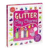 [KLUTZ]Make Glitter Clay Charms 閃亮陶土潘朵啦啦啦