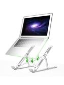 諾西N3 筆記本電腦支架鋁合金桌面增高托架散熱器頸椎折疊便攜式蘋果