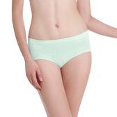 LADY 超彈力親膚無痕系列 中腰低衩三角褲 (綠色)
