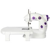 縫紉機 騰星202縫紉機家用小型迷你電動全自動多功能手動吃厚微型裁縫機