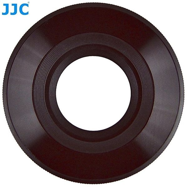 又敗家@JJC副廠銀黑Olympus自動鏡蓋MZD 14-42mm自動鏡頭蓋f3.5-5.6 EZ同LC-37C自動蓋LC37賓士蓋自動蓋