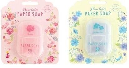 日本【Charley】Fleur la fee紙香皂