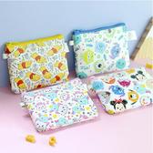 迪士尼悠遊卡證件夾拉鍊零錢包 卡夾 錢包 米奇 米妮 維尼 愛麗絲 瑪麗貓 史迪奇