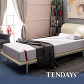 【TENDAYS】柔織舒壓床墊3.5尺加大單人 (22cm厚 記憶床)
