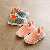學步鞋學步鞋童鞋一歲半女寶寶春秋鞋子1-3歲單鞋男寶寶鞋女童毛毛蟲鞋2【限時好康八折】