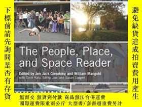 二手書博民逛書店People,罕見Place And SpaceY255562 Jen Gieseking Routledge