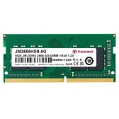 新風尚潮流 【JM2666HSB-8G】 創見 8GB DDR4-2666 JetRAM 筆記型 記憶體