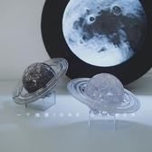 「一個抽屜」星球宇宙塑料3d水晶拼圖創意裝飾居家擺件生日禮物聖誕交換禮物